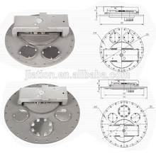 Stainless Steel Manhole Cover For Top Loading Fuel Tanker/Aluminium Top Loading Tanker manhole Cover