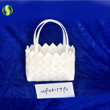 China manufacturer customized 100% handiwork exquisite wicker handmade bag