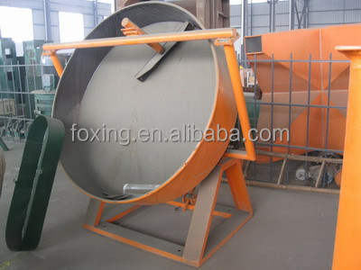 factory manufacture fertilizer disk granulator,pellet making machine for limestone