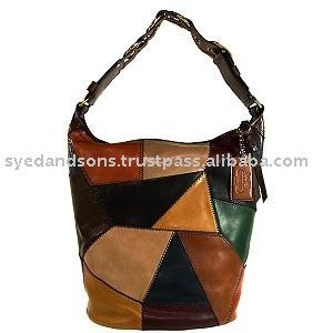 Duffle Leather  Bags 1716