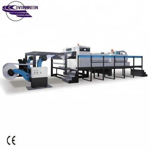 1400 automatic paper roll cutter CM1400 a4 cut size sheeter