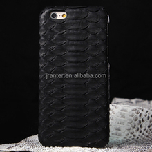 Leather Case for iphone 5 Genuine Python Snake Case for Apple New Cell Phone Case Cover