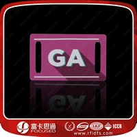 rfid only read iso card em4200 mini smart card