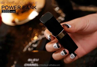 Small external lipstick power bank 3000 mah for mobilephone-iphone,HTC,Samsung