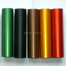 Nonstandard anodized precision machining aluminum parts e-cig mini pipe