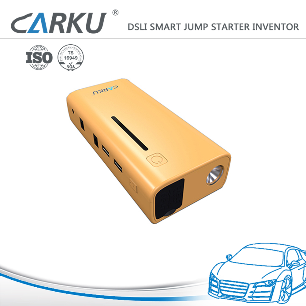 Car accessories multi-function jump starter portable car jump starter