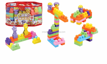 magnetic building Changed block with metal creative blocks toy for kids