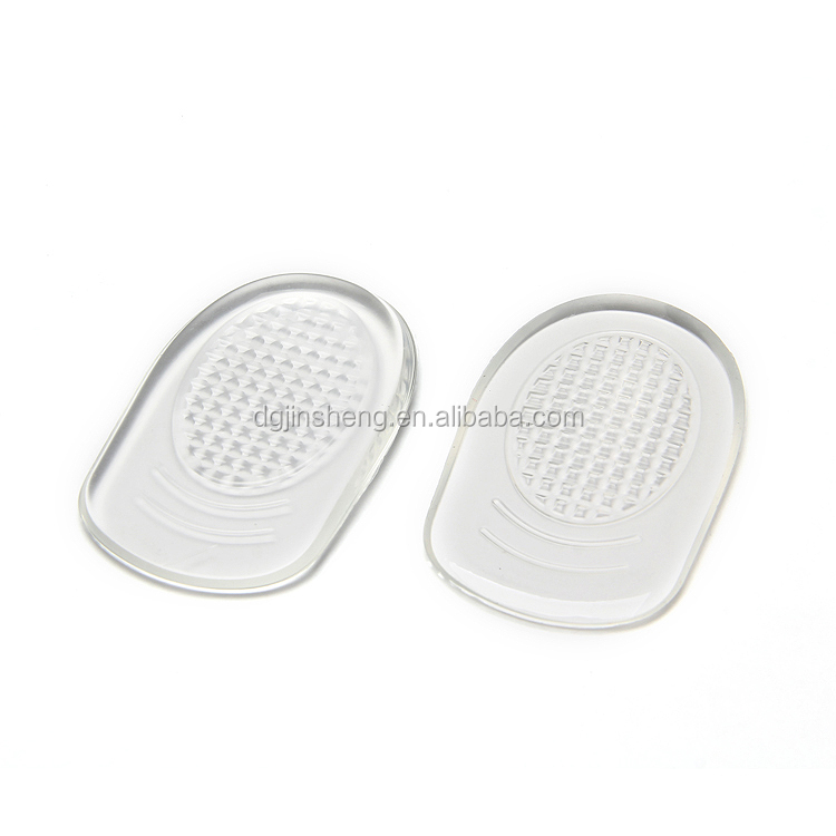 Anti-friction gel sticker /gel insole pad / heel grip liner ,Sticky pad insoles,magic gel sticker