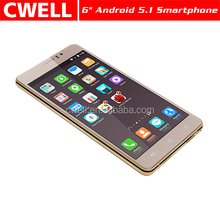 6 inch Mobile Phone Star T8 MTK6580M Quad Core Android 5.1 Lollipop Dual SIM 5MP Camera 3 Colors Star phone