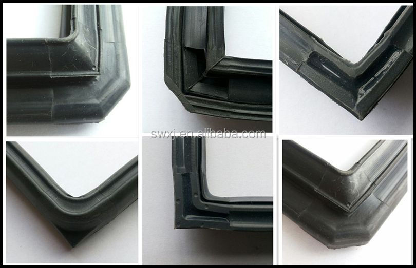 Silicone 70 shore A oven door seal