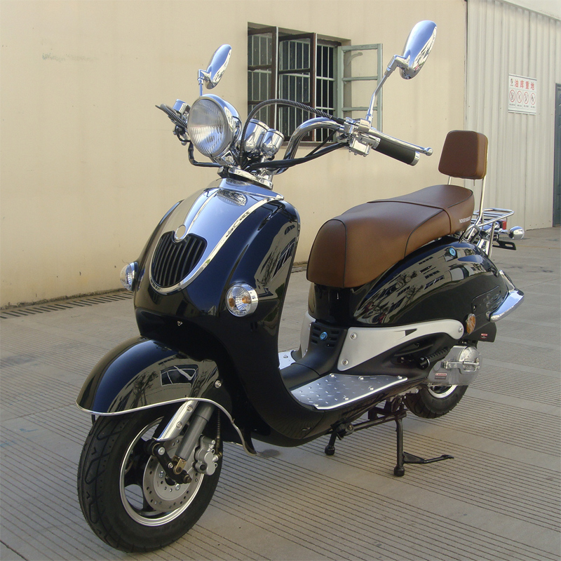 Retro Motor scooter 50cc (Scooter 50QT-15A)