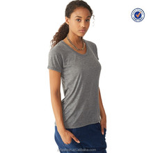 Cheap cotton basic t shirt for women
