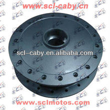 SCL-2012120302 atv front wheel hub for c100 motorcycle alloy rims from China
