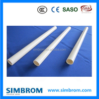 bathroom accessories plastic tubes, pvc water drainage pipe,china manufacturer,diameter 50mm