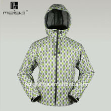 Colorful windproof down jacket for men classical design