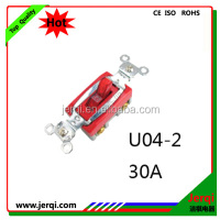 U04-2 type Best selling switch American type Toggle Switch 20a 250v