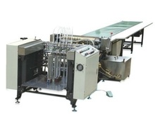 auto feeding paper glueing machine for paper box