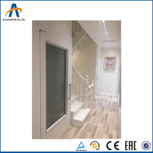 Small residential elevator home lift cabin design