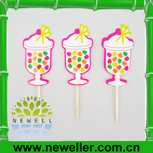 2014 Wholesale led flashing cocktail stirrer stick For Japanese Restaurants