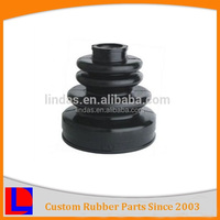custom made with cr nbr tpu expansion joint rubber bellows