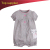 Machine washable Baby Girls Snap-Up Romper Snap-front design wholesale baby rompers bodysuits