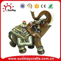 polyresin elephant figurines
