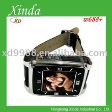 W688+ hot watch phone with professional manufactory and multi-function