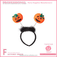 Carnival party pumpkin headbands