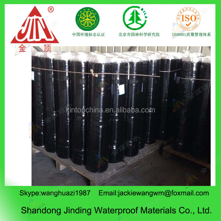 rubber roofing waterproof self adhesive membrane