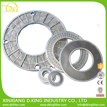 strainless steel lubrication oil filter disc