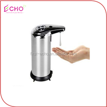 Stainless Steel Automatic Handsfree Sensor Soap Liquid Sanitizer Dispenser/Touchless Infrared Sanitizer Dispenser
