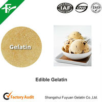 Natural Edible Gelatin For Ice Cream
