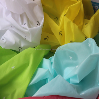 Waterproof 100% Nylon Taffeta Fabric