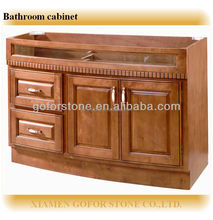 Bahroom cabinet,bathroom vanity no top