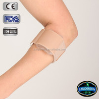 Samderson C1EL-401 tennis air pouch elbow support with the aircell concentrates compression on the extensor muscle