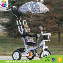 Made in china CE Folding baby tricycle/kids tricycle with EVA TIRE