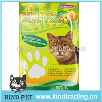 hot sale strong absorbent cat litter better than silica gel