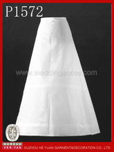 P1572 High Quality A-line 2 Hoops A-line Wedding Dress Hoop Petticoat
