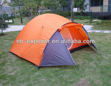 High quality outdoor tent for camping / igloo tent for 3-person / outdoor camping tent