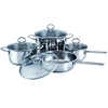 8pcs Surgical Stainless Steel Cookware