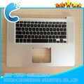 100% new 15 inch Unibody for Macbook Pro A1286 Topcase Upper Case/Top Case JP Layout MC721 MC723 2011/2012 661-5854