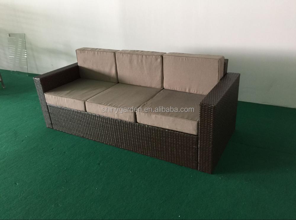 patio outdoor luxury comfort rattan wicker couch wicker