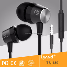 Wholesale alibaba new design color earbuds with mic