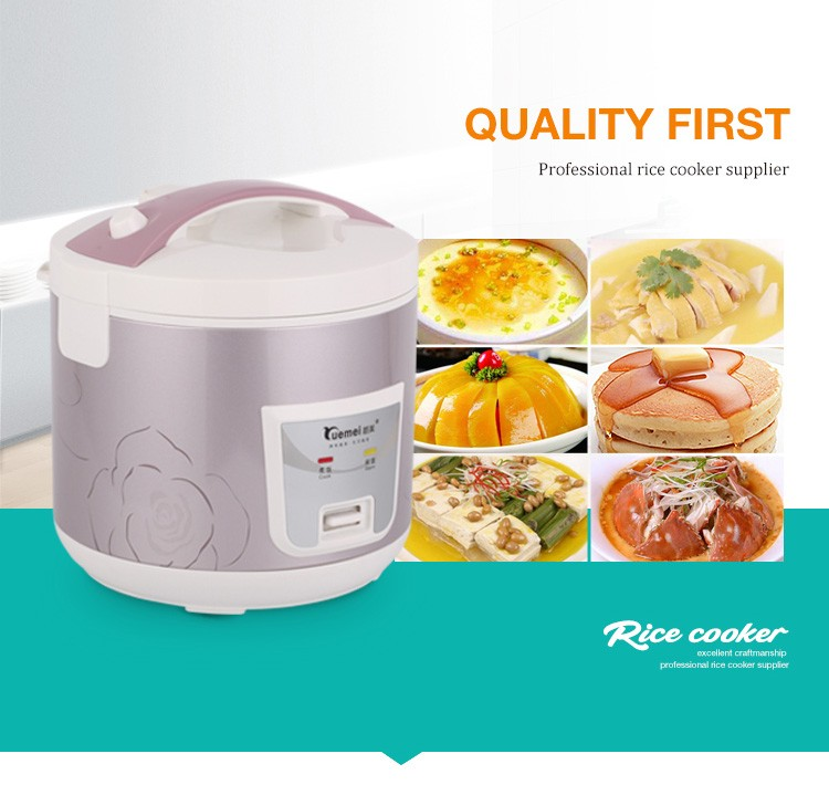 110v warm 2.8l cheapest factory straight indian multi rice cooker