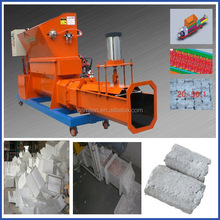 Automatic eps hot melting recycling machines/EPS compactor