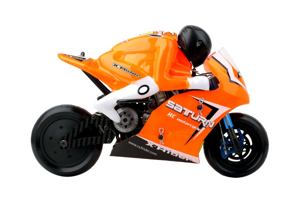 1/8 electric RC Motorcycle Saturn ARR version 1/8 ON-Road Brushless 2435 5160KV Motorcycle