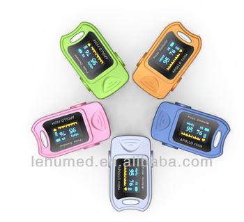 Fingertip Pulse Oximeter Apollo FS20A