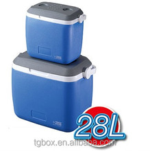 Commercial Plastic Cooler Box Portable Food Cooler Box