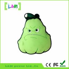 Stock PVC material cartoon character usb stick funny usb flash drive/usb flash memory stick