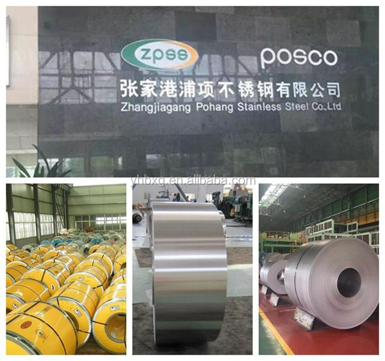 ISO 9001:2008 Factory Supply Astm A240 316L Cold Rolled Coils
